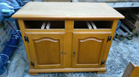 Display unit or just a cabinet up to you
