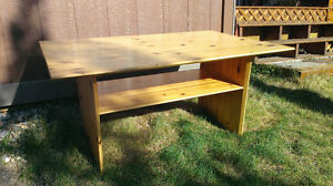Ikea Wood Coffee Table