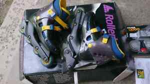 PRICE REDUCED Youth / Women's rollerblades