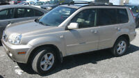 X-trail 4WD, SUNROOF,, 6M. WRTY&SAFETY $5490
