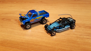 Group 10. Toyota Pickup, Dune Buggy.