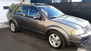 Ford freestyle AWD 2005 limited !