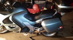 2004 BMW K1200GT with ABS  and lots of extras