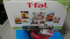 New in box t-fal actiFry