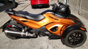 CANAM SPYDER RS-S