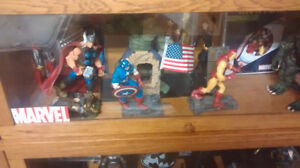 For Sale 3 loose, MARVEL Legends complete with comic and weapons