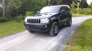 2007 Jeep Grand Cherokee Diesel limited 3.0l CRD