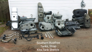 Southern Rustfree Gas Tanks and Accessories