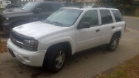 2006 Trailblazer 4X4 (169KM $6800 OBO) Immaculate Priced 2 Sell