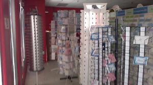 WIRE CARD RACKS AND GREETING CARD UPRIGHT RACKING