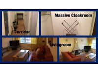 DBL Bedroom to Rent in City center!!!Hurry Up!!!
