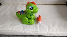 Free kids dinosaur toy
