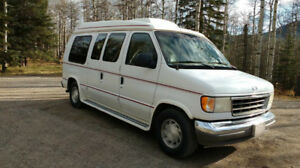 94 Ford Travel Van