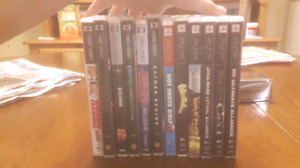 Lot of PSP GAMES AND MOVIES
