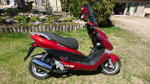 Kymco Scooter 150cc