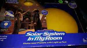Uncle Milton Solar System in my Room mobile