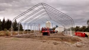 Fabric BUilding Construction Services