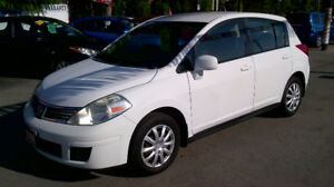 2008 Nissan Versa S Hatchback $ 3995 / CERTIFIED & WARRANTY