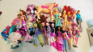 Girls doll lot