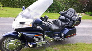 Moto Honda goldwing se 2000