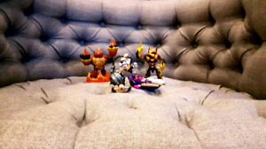 Skylanders Playstation 3 Charaters