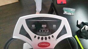 Crazy Fit Massage/Vibration Trainer