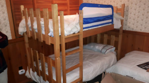 Birch Bunk Bed Buy And Sell Furniture In Ontario Kijiji Classifieds