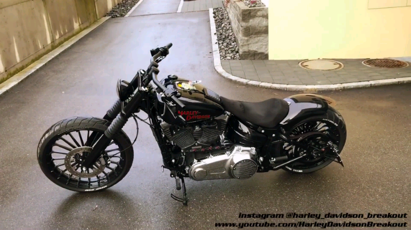 Wtb softail solo seat | Motorcycle & Scooter Parts | Gumtree