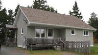 Waterfront 2 bedroom bungalow