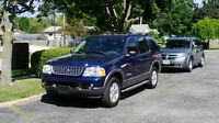 2004 Ford Explorer Two Tone SUV, Crossover