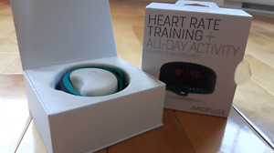 Heart Rate Training +all day activity