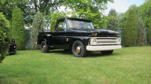 STUNNING 1964 C10 AND MORE .....