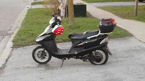 Tao Tao 501 Electric Scooter (Needs New Batteries) [AURORA]