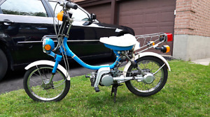 1984 Yamahopper  50cc scooter