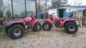 2 trois roues big red 200 avec reculons