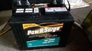 Group 24 deep cycle battery