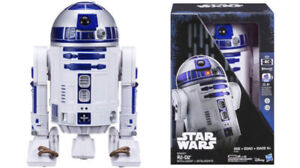 ** NEW** StarWars R2D2 Apps Enabled Droid for sealed sell