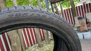 Tires 295/35/17