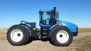 2006 New Holland TJ480 with PTO