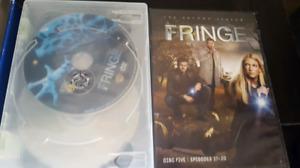 Fringe TV Series on DVD
