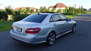 Mercedes-Benz E350 4MATIC 2011 Iridium Silver Metallic