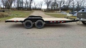 18' Trailer - like new condition  Regina Regina Area image 1