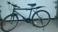 Raleigh Matterhorn mountain bike like new