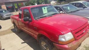 1999 ford Ranger 2wd extended cab