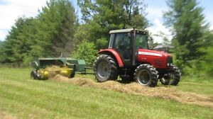 Come and make HAY this summer.
