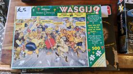 1000 piece wasjig jigsaw puzzle