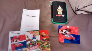 NEW Nintendo 3ds with a ton of games and extras all on system!!!