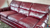 Couch   Love Seat  Single Bed Frame