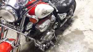 Yamaha virago 1100 Saguenay Saguenay-Lac-Saint-Jean image 5