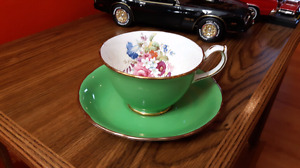 Vintage Cup and Plate.